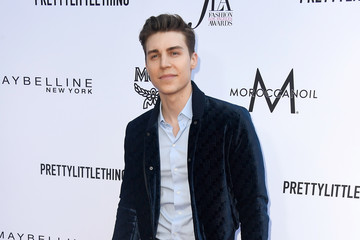 Nolan Gerard Funk The Daily Front Row's 4th Annual Fashion Los Angeles Awards - Arrivals
