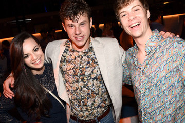 Nolan Gould Entertainment Weekly Hosts Its Annual Comic-Con Party - Inside