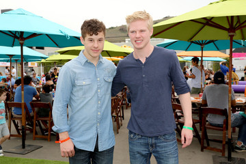 Nolan Gould Elizabeth Glaser Pediatric AIDS Foundation 26th Annual A Time for Heroes Family Festival - Inside