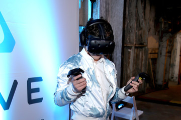 Nolan Gould Alienware Hosts Virtual Reality and Gaming VIP Party During E3, Powered by NVIDIA and Intel