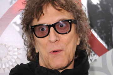 """Mick Rock """"Nomad Two Worlds"""" Russell James Exhibit Opening"""