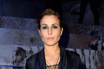 Noomi Rapace Front Row at H&M