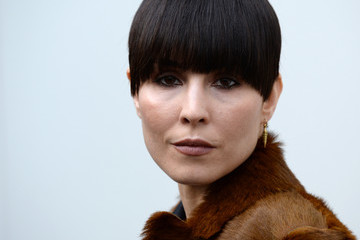 Noomi Rapace Burberry - Arrivals - LFW AW16