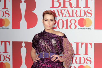 Noomi Rapace The BRIT Awards 2018 - Red Carpet Arrivals