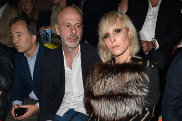 Noomi Rapace Front Row at Lanvin