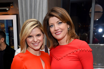 Norah O'Donnell 'Two Turns From Zero' Book Launch Event