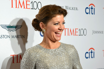 Norah O'Donnell 2017 Time 100 Gala - Lobby Arrivals