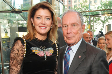 Norah O'Donnell Lincoln Center's American Songbook Gala - Inside