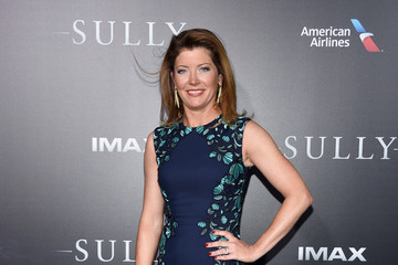 Norah O'Donnell 'Sully' New York Premiere