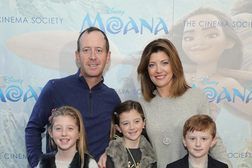 Norah O'Donnell Disney and The Cinema Society Host a Special Screening of 'Moana'