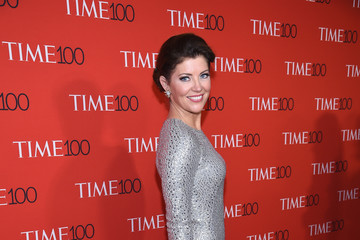 Norah O'Donnell 2017 Time 100 Gala - Red Carpet