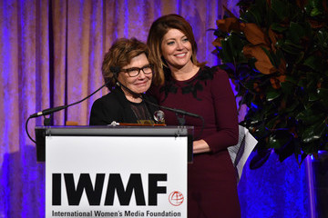 Norah O'Donnell The International Women's Media Foundation's 28th Annual Courage In Journalism Awards Ceremony - Inside