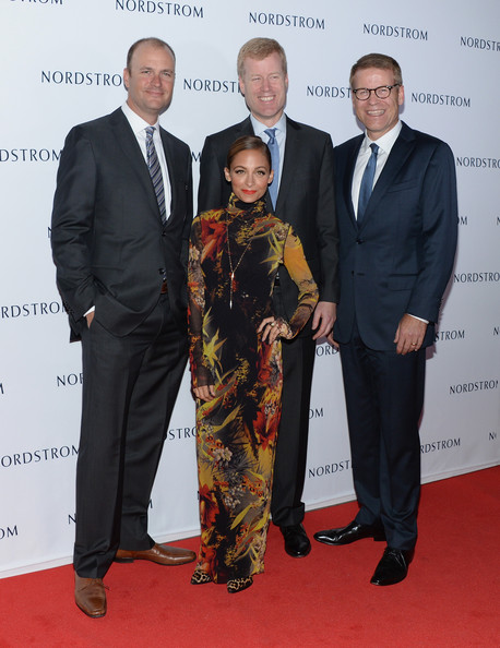Celebs at the Nordstrom Gala
