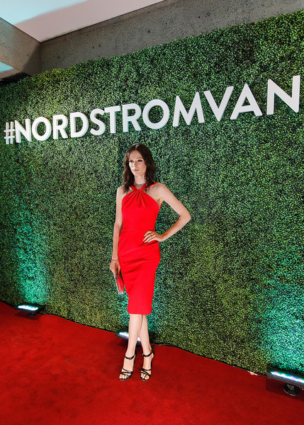 Nordstrom Vancouver Store Opening Gala - Pictures - Zimbio