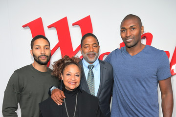 Norm Nixon Westfield Century City Reopening Celebration