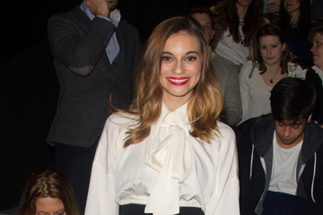 Norma Ruiz Mercedes Benz Fashion Week Madrid W/F 2014 - Celebrities Day 2