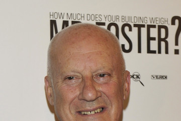 Norman Foster Norman Foster Attends 'How Much Does Your Building Weigh, Mr. Foster?' Premiere in Madrid