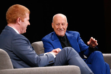 Norman Foster WIRED Business Conference Presented By Visa at Spring Studios in New York City