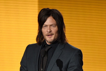 Norman Reedus 2015 American Music Awards - Show