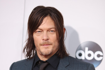 Norman Reedus 2015 American Music Awards - Arrivals