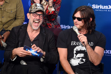 Norman Reedus SiriusXM 'Town Hall' With the Cast of 'The Walking Dead'