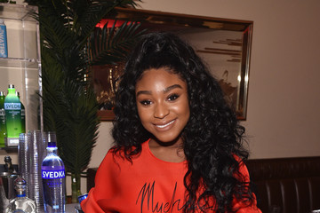Normani Kordei 60th Annual Grammy Awards After Party Hosted By Benny Blanco And Diplo With SVEDKA Vodka And Interscope Records