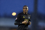 Kelvin Etuhu of Bury in action during the Sky Bet League Two match between Northampton Town and Bury at Sixfields Stadium on December 26, 2014 in Northampton, England.