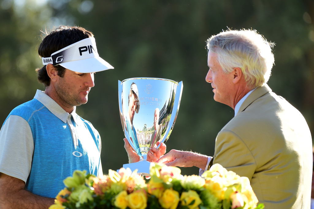 Rick Waddell Pictures Northern Trust Open - Final Round -