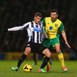 Robert Snodgrass and Davide Santon Photos