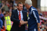 Stuart Pearce Mick Mccarthy Photos Photo