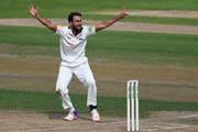 Imran Tahir of Nottinghamshire appeals during Day 2 of the LV County Championship match between Nottinghamshire and Middlesex at Trent Bridge on September 7, 2016 in Nottingham, England.