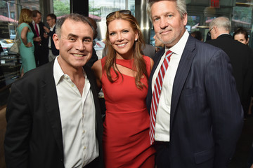 Nouriel Roubini Book Party For Ian Bremmer's 'Superpower: Three Choices For America's Role in the World'