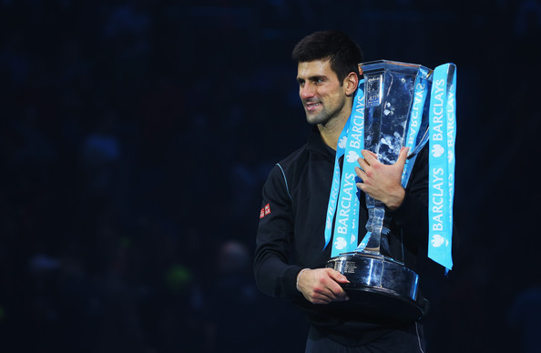 Novak Djokovic - 6 - Page 6 Novak+Djokovic+Barclays+ATP+World+Tour+Finals+L2dyNM3-UX3l