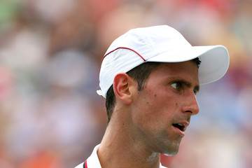 Novak Djokovic US Open Tennis: Day 8