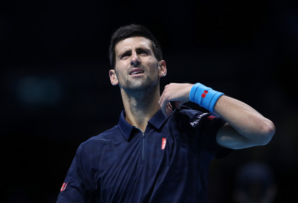 Novak Djokovic Seeks Solace After Difficult Year