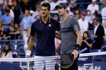 Novak Djokovic US Open: Day 10