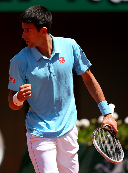 Novak Djokovic - French Open: Day 13