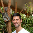 Novak Djokovic European Best Pictures Of The Day - January 01, 2020