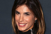Elisabetta Canalis attends NowWith presented by Yahoo Lifestyle in partnership with Working Sundays Series with Nicole Richie's Honey Minx collection reveal at Spring Place on November 15, 2018 in Beverly Hills, California.