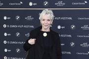 Tonie Marshall attends the 'Numero Une' photocall during the 13th Zurich Film Festival on October 6, 2017 in Zurich, Switzerland. The Zurich Film Festival 2017 will take place from September 28 until October 8.