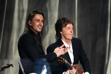 Nuno Bettencourt 57th GRAMMY Awards - Show
