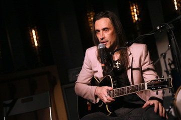 Nuno Bettencourt Entertainment Industry Foundation 75th Anniversary Party hosted by Tony and John Goldwyn