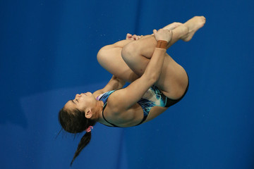 Nur Dhabitah Binti Sabri Diving - 16th FINA World Championships: Day Five
