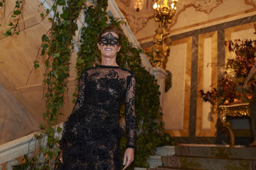 Nuria March Dior Ball: Party in Madrid