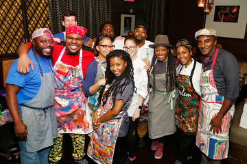 Nyesha Arrington Food Network & Cooking Channel New York City Wine & Food Festival Presented By Capital One – Dinner With Marcus Samuelsson And Friends Part Of The Bank Of America Dinner Series Presented By The Wall Street Journal