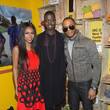 Nykhor Paul International Rescue Committee Hosts New York Fashion Week Pop-Up Featuring Chef Marco Canora's Bone Broth and Photo Exhibit from IRC Voice Nykhor Paul - Day 2