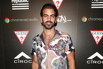 Nyle DiMarco Republic Records and Guess Celebrate the 2016 MTV Video Music Awards at Vandal With Cocktails by Ciroc - Arrivals