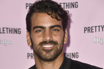 Nyle DiMarco PrettyLittleThing X Olivia Culpo Launch - Arrivals