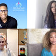 Nzinga Blake Wellness Warriorthon with Halle Berry by rē•spin and the Sonia Nabeta Foundation on World Diabetes Day