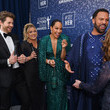 O.T. Fagbenle SeeHer Red Carpet Platform At The 	26th Annual Screen Actors Guild Awards